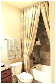 Bathroom Shower Curtain Ideas Bathroom Shower Curtain Ideas Photos Remodel And Bathroom