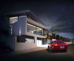 Eigenheim Ein Porsche Fürs Eigenheim Ecarandbike