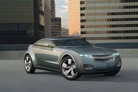 concept chevy 2007 chevrolet volt concept pictures history value research