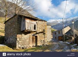 old house traditional old house in balouta sierra de ancares space natural