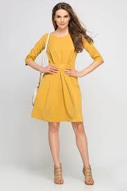 robe bureau quelles chaussures porter avec une robe jaune