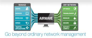 aruba airwave network management scansource catalyst