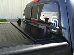 toyota tacoma bed rails yakima cross bars mounted to bed rails tacoma