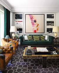 Emerald Green Velvet Sofa by 698 Best Living Room Lookbook Images On Pinterest Living Spaces