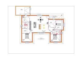 plan de maison avec 4 chambres plan maison etage 4 chambres avec suite parentale