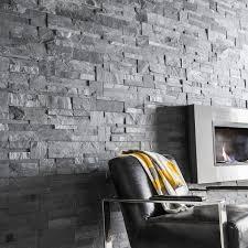 Briques Parement Interieur Blanc Accueil Design Et Mobilier Plaquette De Parement Naturelle Noir Elegance Leroy Merlin