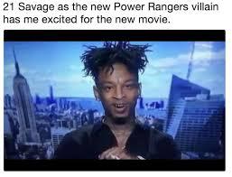 Villain Meme - 21 savage supervillain know your meme