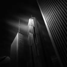 las vegas architecture michael temchine photography in black and