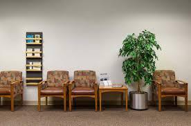cancer waiting room hospital design university of colorado