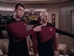 Riker Chair William Riker Body Language Tribute Youtube