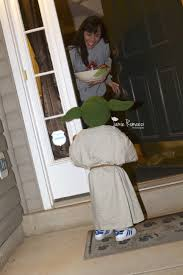 Yoda Halloween Costume Toddler Halloween 2013 Easy Homemade Toddler Yoda Costume Romaezis