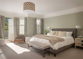 Green And Gray Bedroom by Green And Gray Bedroom Design Expoluzrd