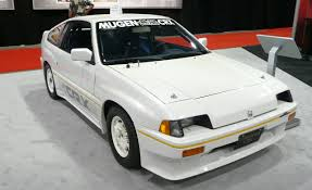 custom honda crx honda civic crx prototype by mugen 1984