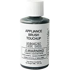 amazon com ge refrigerator slate grey touch up pen appliances