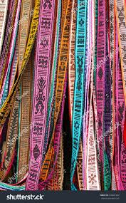 handmade belts traditional mexican ornaments stock photo 416601262