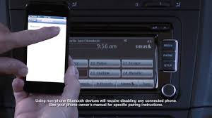 2015 volkswagen tiguan premium 8 audio youtube
