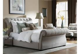 bedroom king size sleigh bed frame for sale with modern sleigh