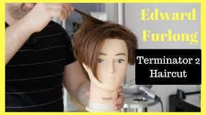2 year hair cut edward furlong terminator 2 haircut thesalonguy youtube