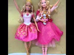 movie barbie dolls collection