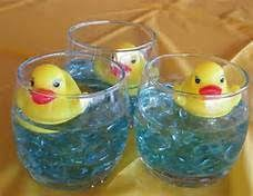 baby shower ideas on a budget rubber ducks baby shower party ideas inexpensive centerpieces