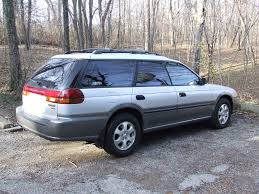 white subaru wagon 1999 subaru legacy information and photos zombiedrive