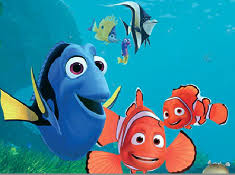 finding nemo games cute games