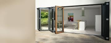 folding door glass solarlux balcony glazing bi fold doors folding glass door