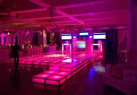 led floor rental rent led dancefloor acrylic stage riser rental lighted