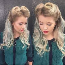 www hairstyle pin best 25 retro hairstyles ideas on pinterest vintage hair 50s