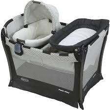 Graco Pack And Play With Bassinet And Changing Table Graco Pack N Play Day2night Sleep System Bassinet Mckinley