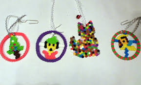 fuse bead ornaments choices for children