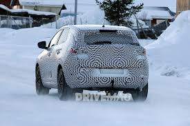 opel winter a preview of the upcoming 2017 opel vauxhall grandland x