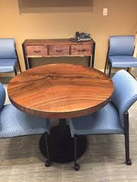Black Walnut Table Top by 110 Best Custom Tables By Jewell Hardwoods Images On Pinterest