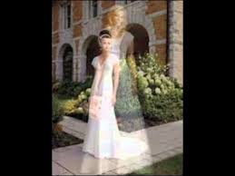 Mature Wedding Dresses Mature Bride Wedding Dress Youtube