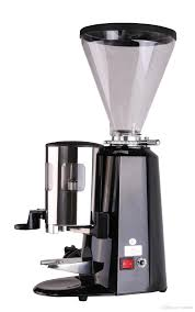 White Coffee Grinder 2017 Commercial Stainless Steel Super Power Electric Coffee Bean