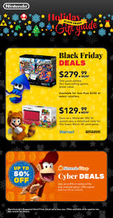 new 3ds amazon black friday start here are nintendo u0027s wii u and 3ds black friday deals
