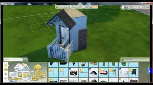 building super tiny house the sims 4 1x3 like a prison youtube