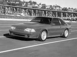 Black Fox Body Mustang Fox Body Mustangs Real World Supercharged U0027stangs 5 0 Mustang