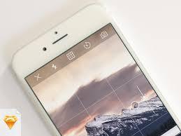 camera app ui sketch freebie download free resource for sketch