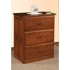 3 drawer horizontal file cabinet 3 drawer lateral file cabinet stutzmans amish furniture