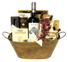 Wine And Cheese Gift Basket Wine U0026 Cheese Gift Baskets Time For Wine Gift Basket By