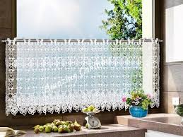 Lace Cafe Curtains Cafe Curtains With Lace Amazingcurtains