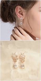 wedding earrings drop wedding accessories top 10 stunning bridal earrings for your big