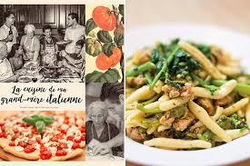 livre cuisine italienne la cuisine de ma grand mère italienne maison et demeure