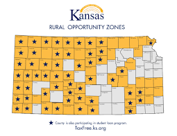 Kansas Counties Map Rural America Love Small Town America Blog