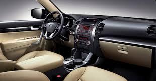 Kia Sorento 2015 Interior The Kia Sorento Evolution Story