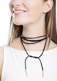 necklace chokers images Timeless wrap choker happiness boutique jpg