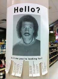 Lionel Richie Meme - image 137521 irl troll posters know your meme
