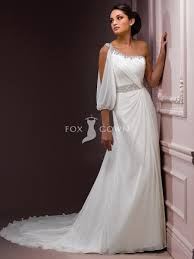 one shoulder wedding dress one shoulder wedding dresses obniiis