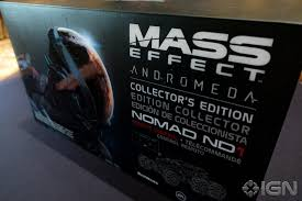 nomad mass effect slideshow mass effect andromeda nomad nd1 collector u0027s edition
